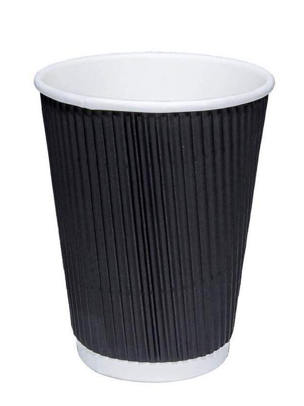 Black Ripple Cup