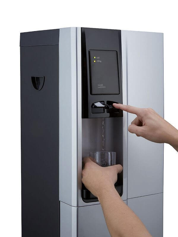 B2 Water Cooler - Silver 2
