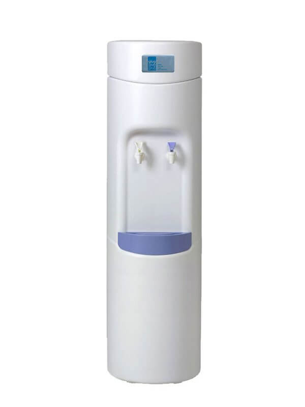 Crystal Mountain Mogul Water Cooler